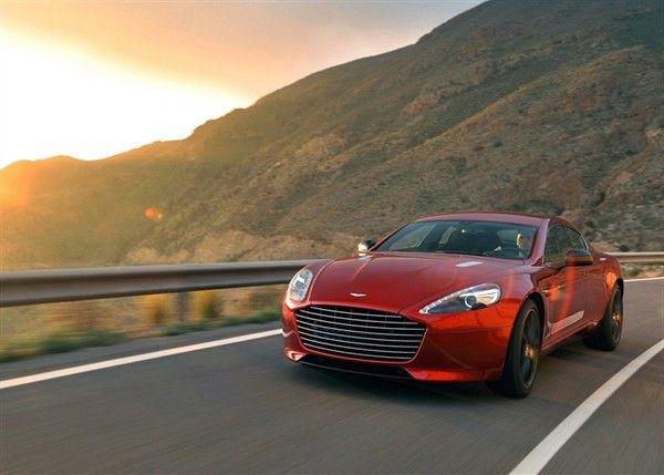 Aston Martin Reveals New 2014 Rapide S