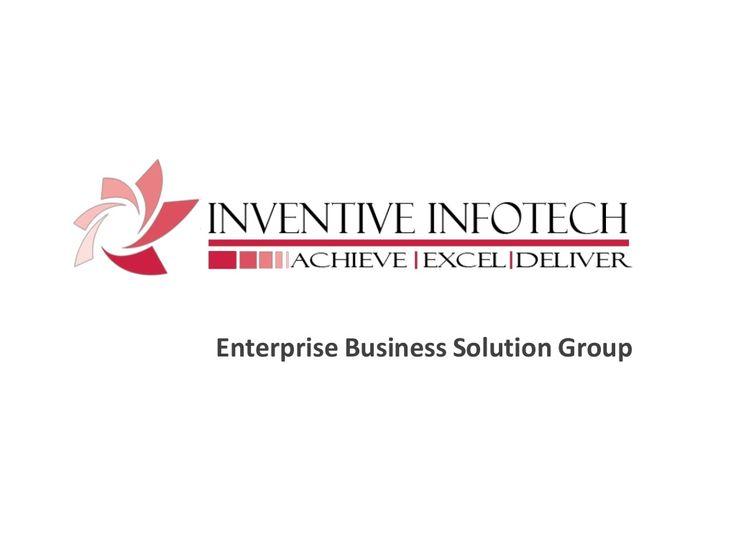 JD Edwards Managed Services | Inventive InfoTech by inventiveit via slideshare