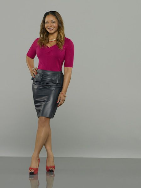 Tamala Jones-  Castle Season 6