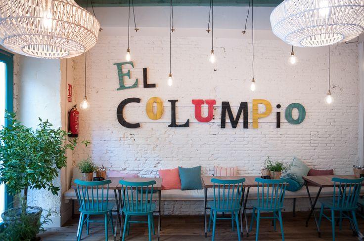 Restaurante El Columpio Madrid. Chamberi. Calle de Caracas, 10.