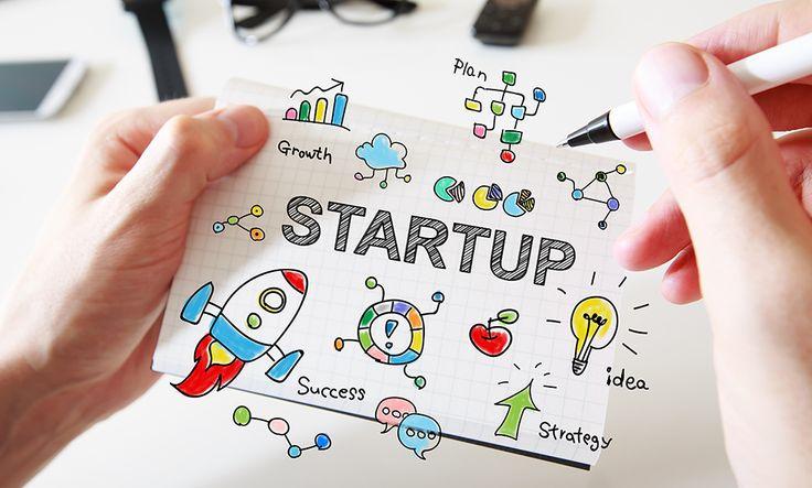 se utilizan en el mundo empresarial aplicados a empresas que buscan arrancar, emprender o montar un nuevo negocio, y aluden a ideas de negocios que están empezando o están en construcción, y generalmente se trata de empresas emergentes apoyadas en la tecnología.