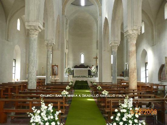 Santa Maria A Gradillo Ravello