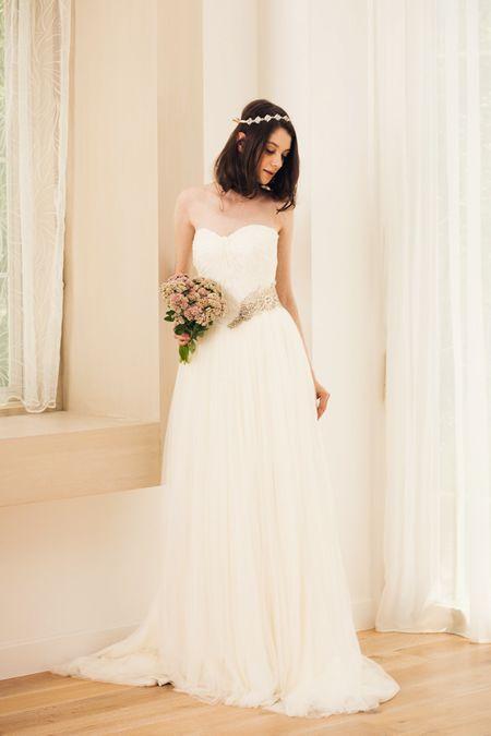世界に一つだけのドレスを着たい♡オーダーメイドの花嫁衣装・ウェディングドレスの参考一覧♡