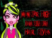 Monster High Draculaura Hairstyles | Juegos Monster High