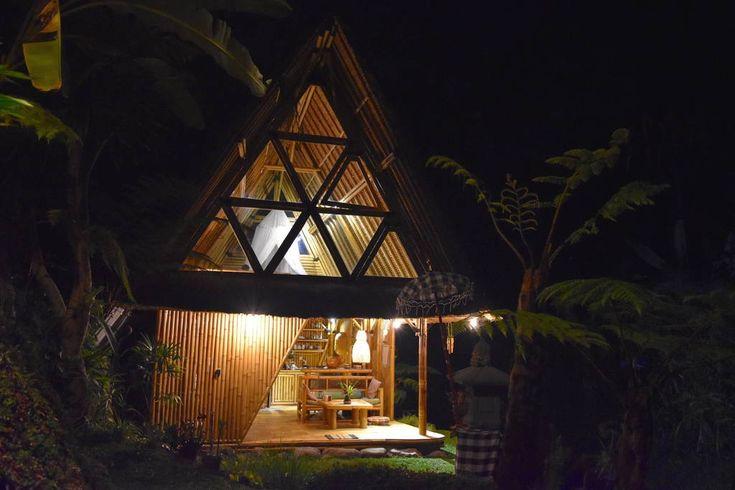 Eco Bamboo Home - maisons à louer à Selat