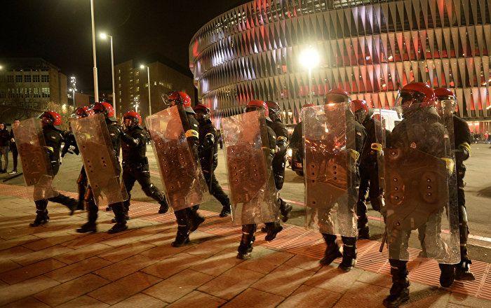¿Qué pasó en Bilbao con los rusos? La política en el fútbol, al descubierto