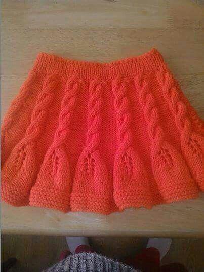 Etek *..* Knit Skirt