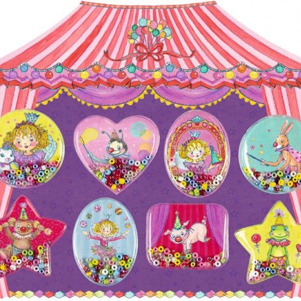 Αυτοκόλλητα Τσίρκο «Lillifee» | Το Ξύλινο Αλογάκι - παιχνίδια για παιδιά