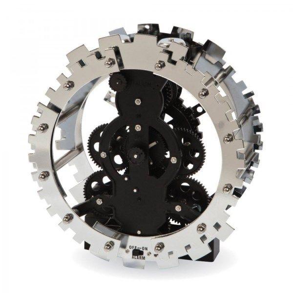 Disk Metal Özel Masa Saati  Ürün Bilgisi ;  Boyutu : 10 X 20 X 10 cm Mimar ve mühendislik için oldukça uygundur Bir Yıl Üretici Firma Garantilidir.