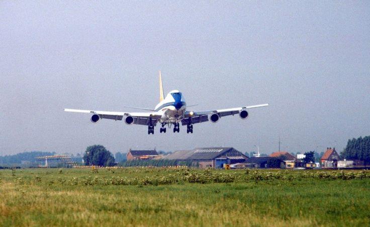 SAA 747 finals Amsterdam