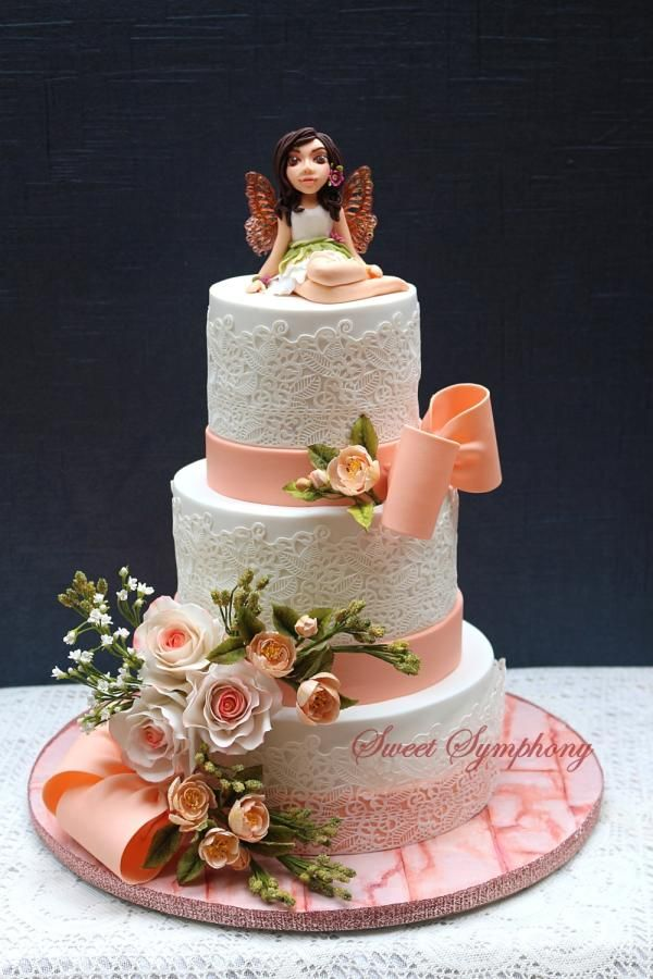Peach and cream ! by Sweet Symphony