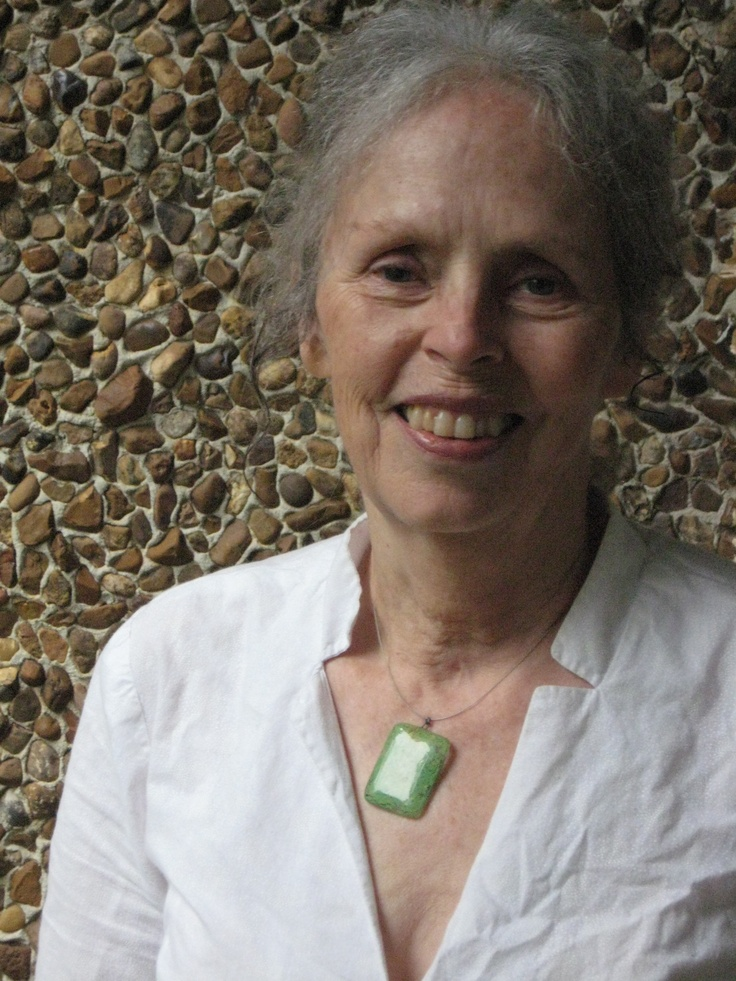 "Ina May Gaskin, author of ""Birth Matters: A Midwife's Manifesta"""