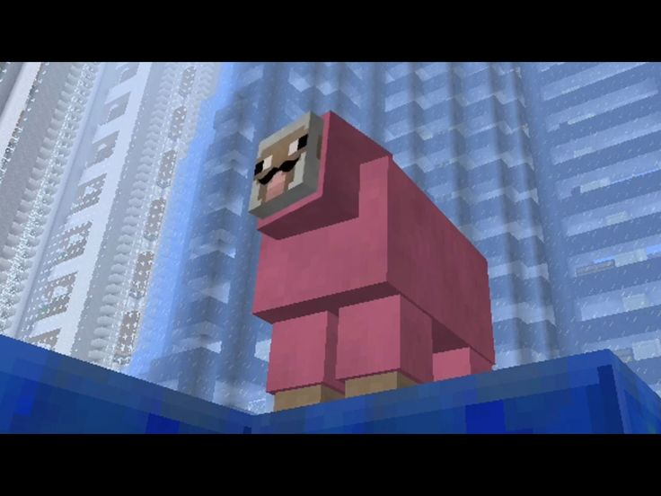 how to make a rainbow sheep in minecraft pe
