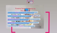 Las ocho etapas de desarrollo del ego de Erikson de Jesica Román en Prezi