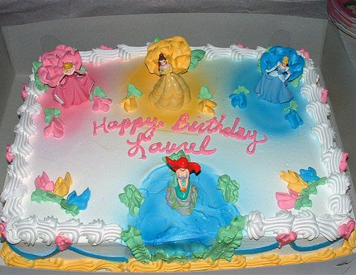 Birthday Cake Ideas for Tots