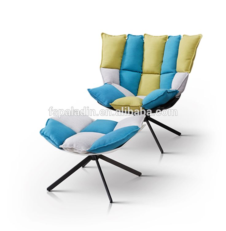 Outdoor Funiture Outdoor Chairs Fiberglass Armless Designer Little Husk  Chair Of Modern Replica Furniture