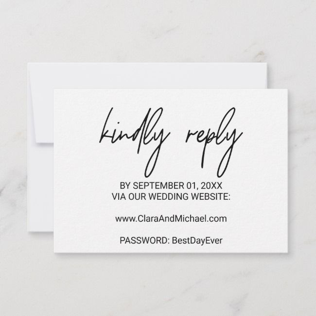 Create Your Own Response Card Zazzle Com Wedding Website Rsvp Wedding Website Rsvp Wedding Cards