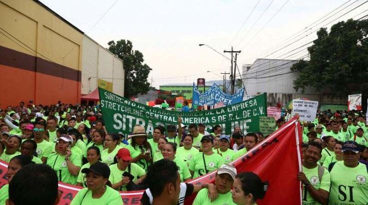 Así celebra Honduras hoy 01 de mayo el día internacional del trabajador - CHTV