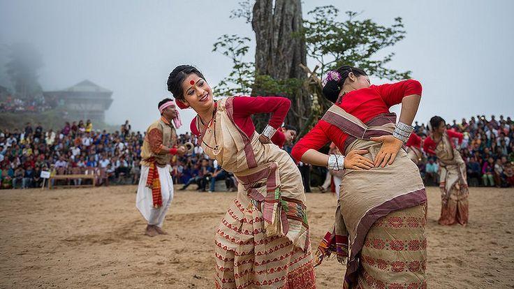 Bihu Assam