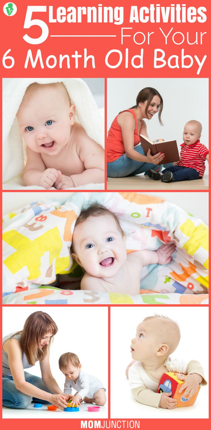 Feeling excited about your baby turning 6 months? Want to make learning more fun for your little one? Check here 5 learning activities for 6 month old baby.