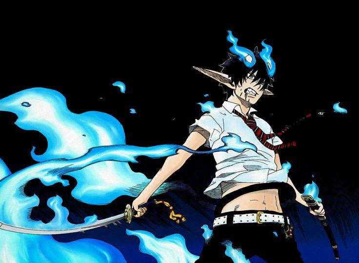 Рин Окумура | Rin Okumura | Синий Экзорцист | Blue ...