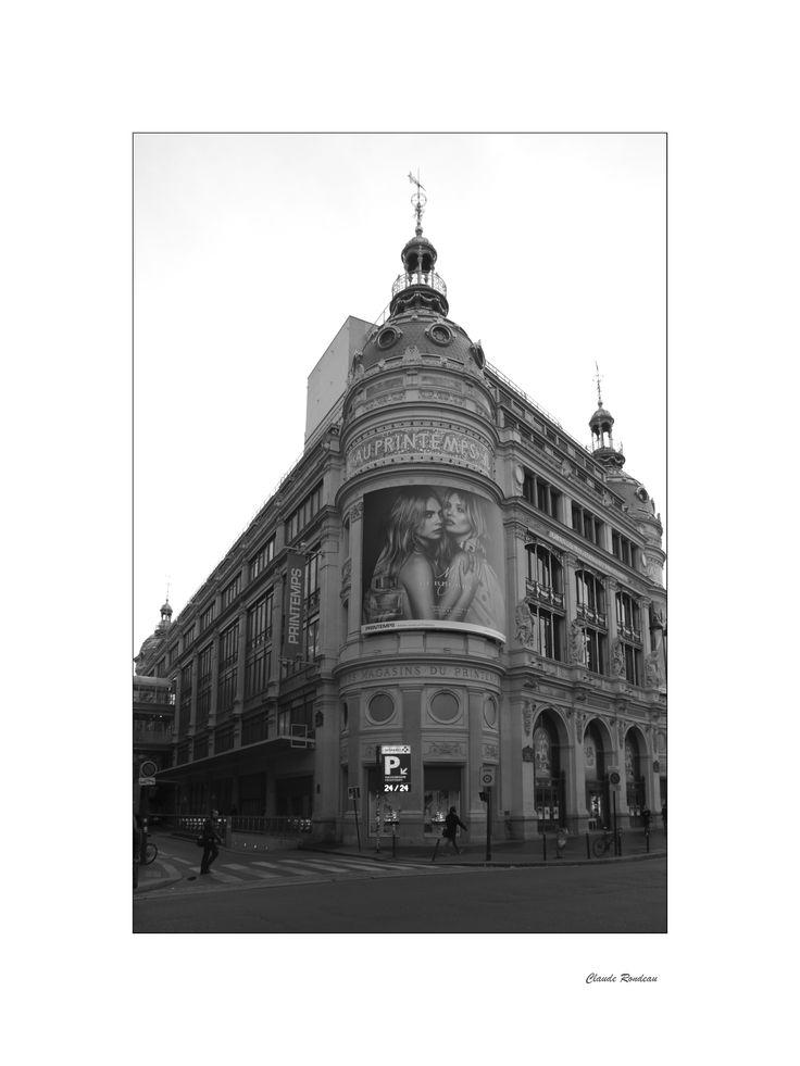 Paris, Au Printemps