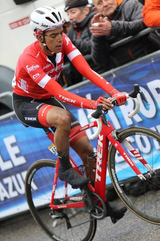 5ef4c79f9 Jarlinson Pantano Stage 7 Paris Nice 2018 ©bettiniphoto