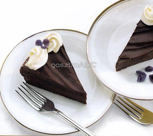 Csokoládés pilletorta | Receptek | gasztroABC