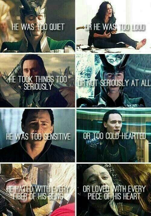 Loki. Tom and Loki. – #Loki #sensitive #Tom – Kochen