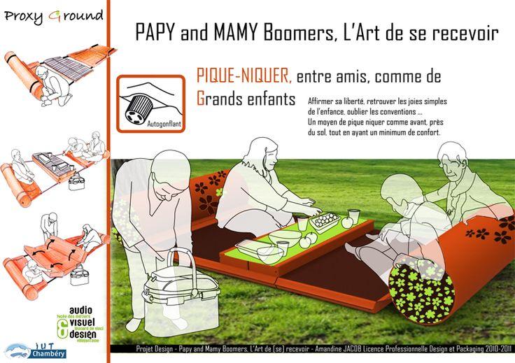 bts design produit | 2011 – Amandine JACOB | Pôle supérieur de design • Villefontaine