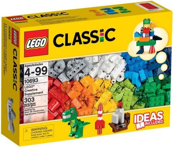 Lego Caja Complementos Creativos - Lego - Sets de Construcción - Sets de Construcción JulioCepeda.com
