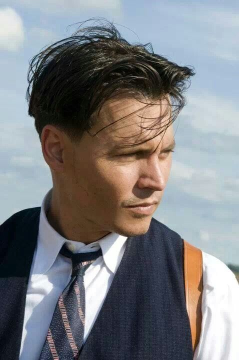"Johnny Depp "" Public Enemies"""