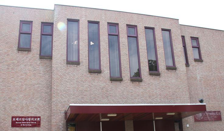 Koreaanse en Ichtus gereformeerde kerk @HetLageLand, Rotterdam,The Netherlands