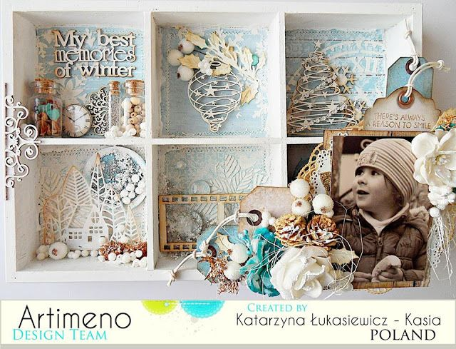 Blog sklepu Artimeno: wyzwanie# 41 - Dekoracje świąteczne
