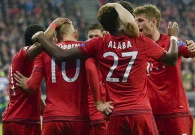 camisetaliga2016: Copa de Alemania – Bayern VS SV Darmstadt 98 [ 15 ...