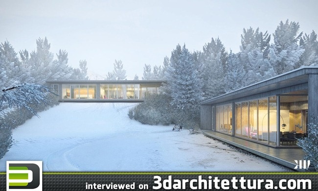 Fernando Gasperin, render, 3d, architecture, 3darchitettura  www.3darchitettura.com/fernandogasperin/