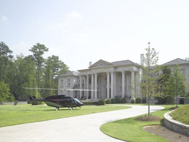 45 best luxury properties images on pinterest luxury for Luxury house plans atlanta ga