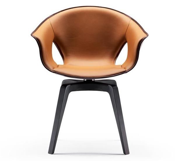 Fauteuil Ginger - Poltrona Frau