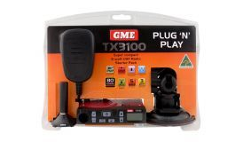 GME TX3100 - UHF Under Dash Transceiver Plug N Play