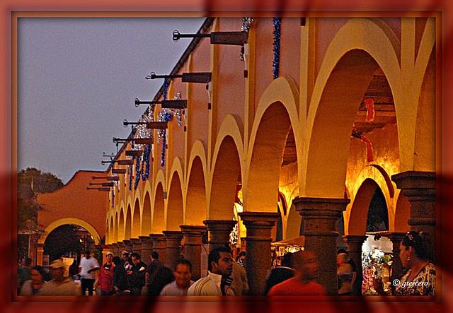 Mexico-Queretaro- Tequisquiapan, Portales..... Photo Sharing!