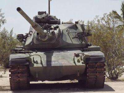 General Patton War Museum California Desert http://traveldivil.blogspot.ie/