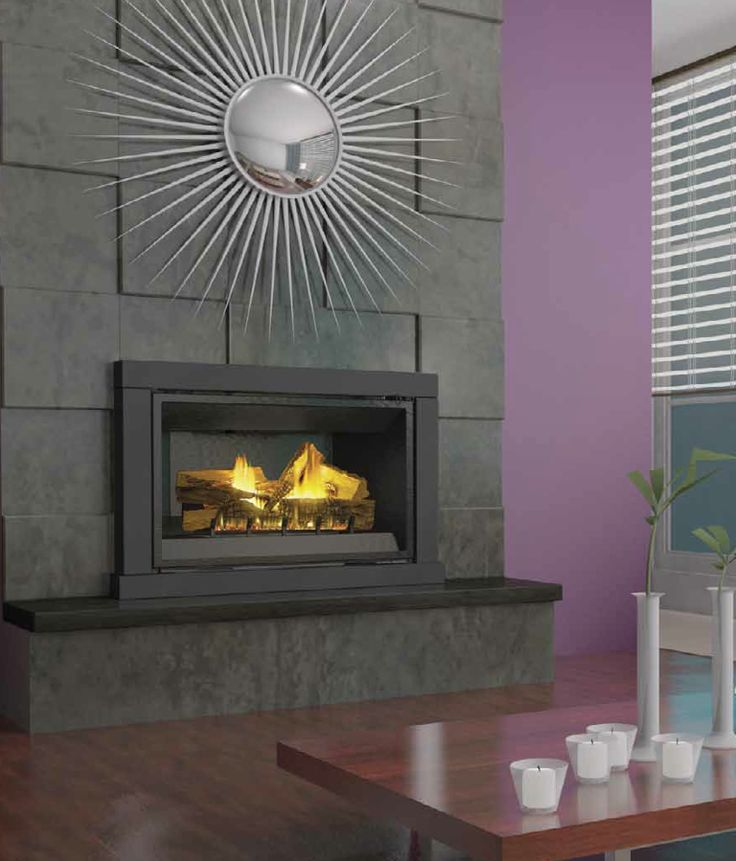 how to how to install a fireplace insert : The 25+ best Wood burning fireplace inserts ideas on Pinterest ...