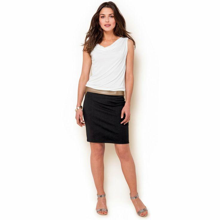 Vestido colorblock | SHOPPING PRIX | La Redoute
