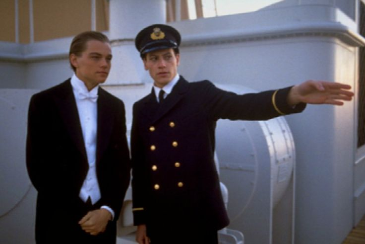Two of the best looking men in Titanic