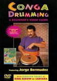 Jorge Bermudez: Conga Drumming - A Beginner's Video Guide [DVD] [English] [1996]