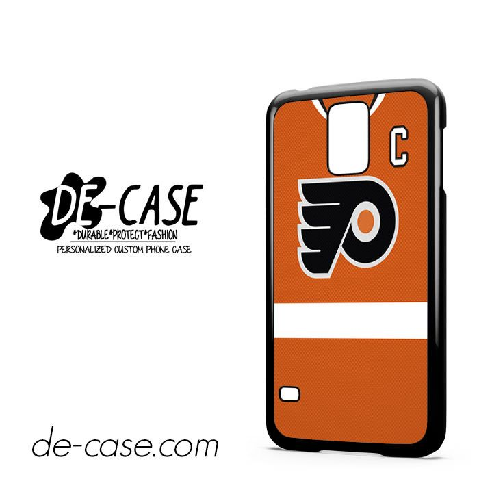 Flyers Hockey Jersey For Samsung Galaxy S5 Case Phone Case Gift Present YO