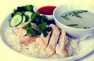 Resep memasak nasi ayam hainan