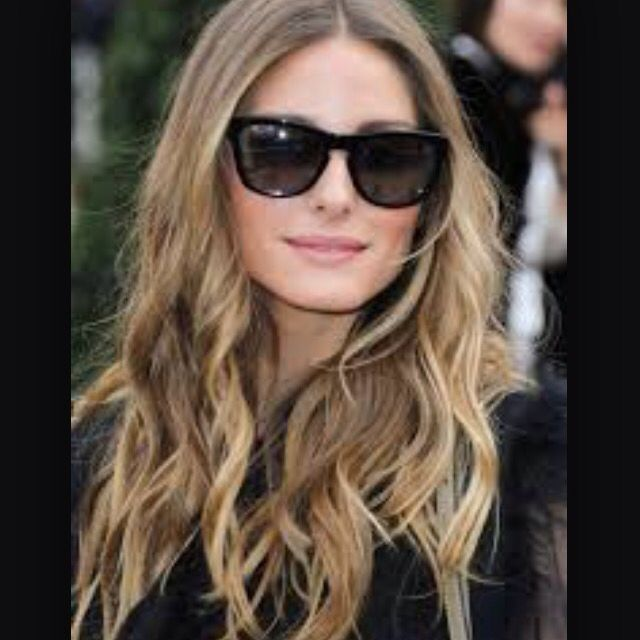 Olivia Palermo Perfect Hair Color Chatain Dark Blonde