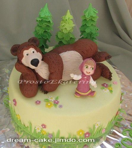 """""""Masha and the Bear"""""""