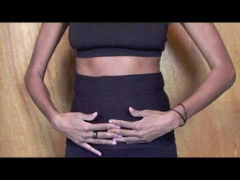 #4 Self Massage for Bloating/inflammation/lymph drainage:pre menstrual  & during pregnancy